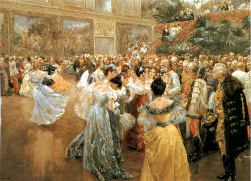 远歌国际_维也纳变奏曲_列支敦士登宫殿舞会