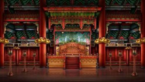 远歌国际_长篇小说_睥睨天下_乾清宫