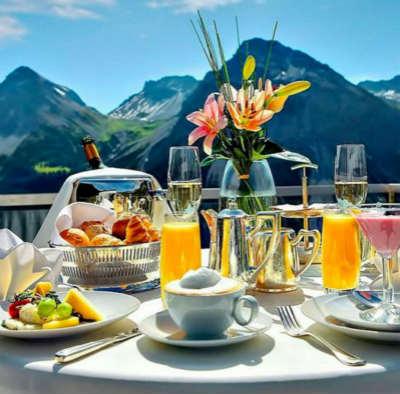 远歌国际_维也纳变奏曲_早餐