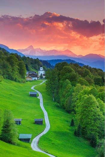 远歌国际_维也纳变奏曲_清晨美景